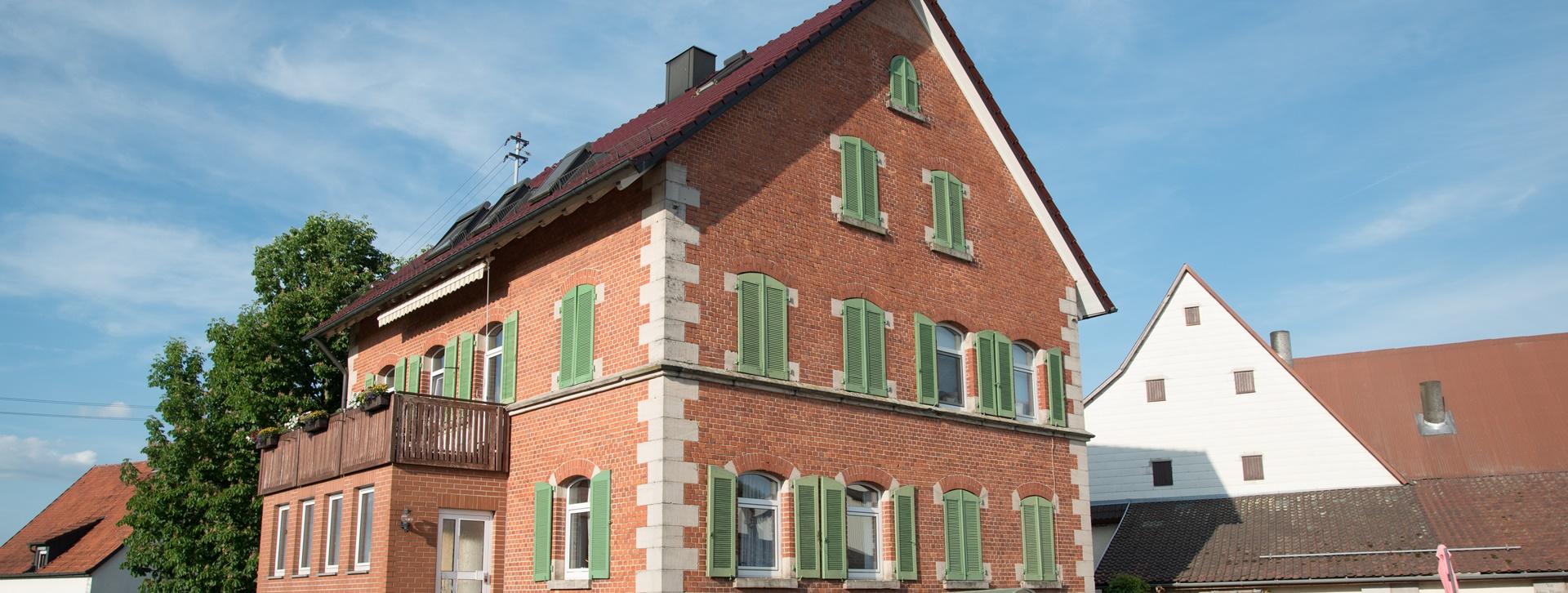 Bauernhaus Rainer, Andreas Mueller Rems-Murr-Schwein