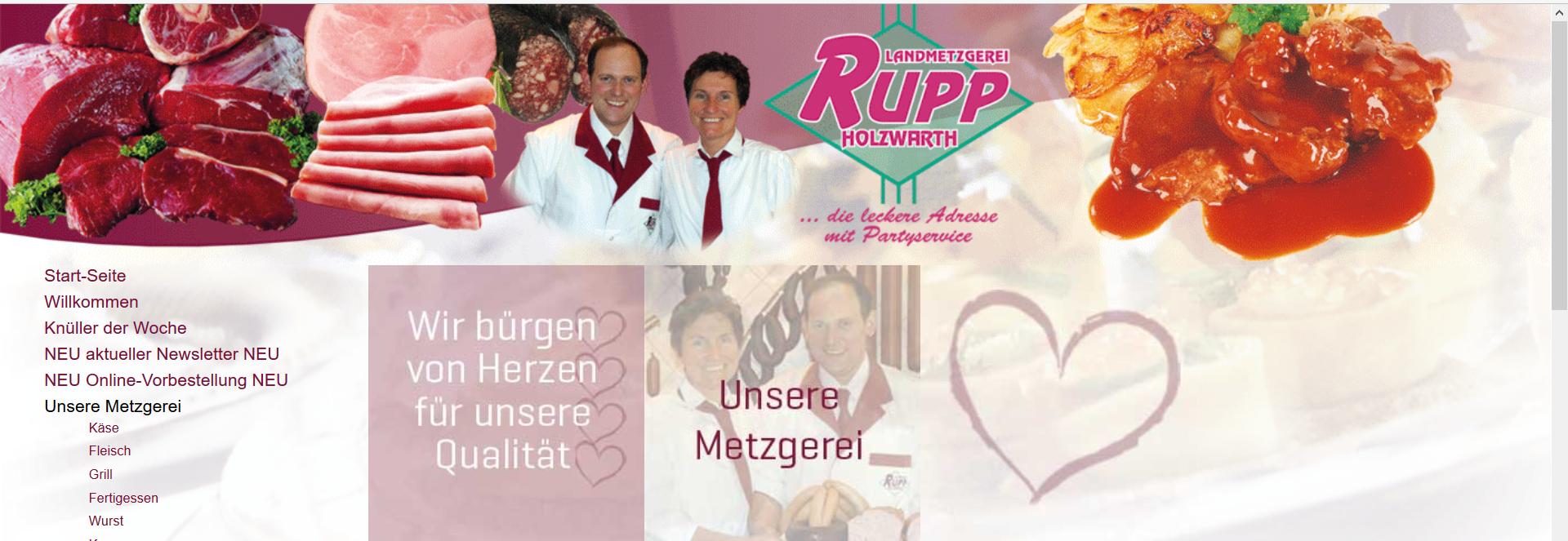 Metzgervermarktung Rainer, Andreas Mueller Rems-Murr-Schwein